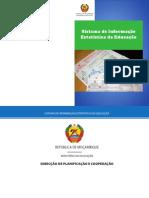 Documentação Sistema Informacao Estatistica Educação