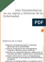 FP signos y Sintomas