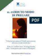 il_perduto_modo_di_pregare