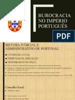 Burocracia No Império Português