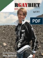 RuhrGAYbiet Magazin April 2011