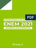 CRONOGRAMA+DE+ESTUDOS+ENEM+2021+-+RECORRENTES