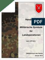 Handbuch Militärische Symbole