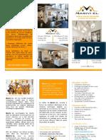 Brochure MASIVI EL french version