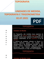 Aula 03 - triangulação e trigonometria - Corrigida