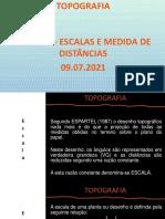 Aula 04 - Escalas e medidas diretas