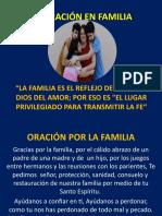 La Oracion en Familia (1)