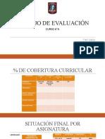 Consejo de Evaluacion 6a