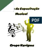 Oficina de Capacitação Musical