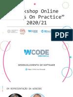 Workshop Hands on Practice (3)