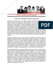 Carta de Un Combatiente Al Pueblo y La Juventud