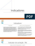 RSI (IFR) - Indice de força relativa