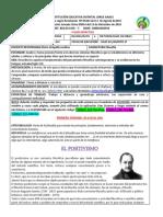 GUÍA IV - FILOSOFÍA 11°