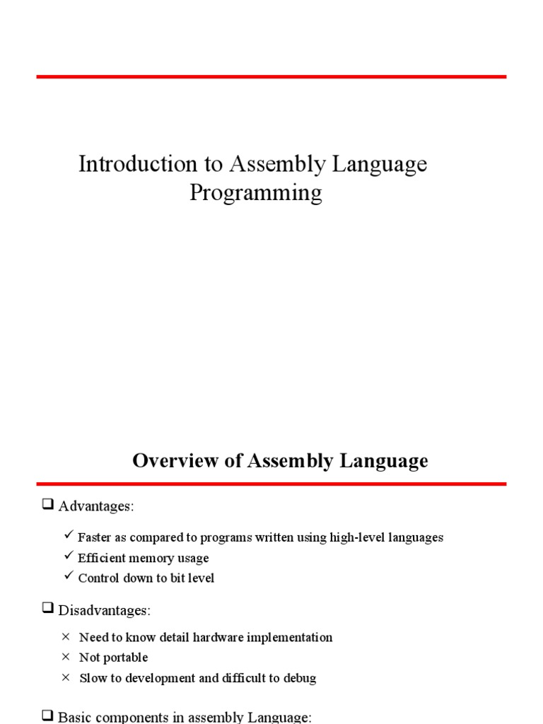 Assembly progg  & interfacing_8086 | Input/Output | Assembly Language