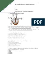 Resumo do Sistema Cardiovascular e Exercícios