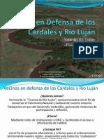 Vecinos presentacion HCD campana marzo 2011