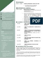 CV Yitzhak Julianne Campos Conde