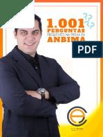 1001 - Questões CPA 20 - CPA AGORA