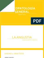 Psicopatología General - La Angustia (2)