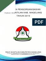 Surat Keputusan Direktur Nomor 180.186.11.48.2019 Tentang Pedoman Pengorganisasian