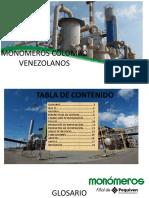 MONOMEROS COLOMBO VENEZOLANOS