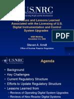 2_Arndt - NRC Digital I&C IAEA 2008 rev 1