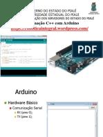 01 AULA IDE Programando Arduino