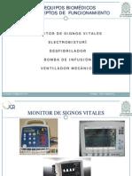 9. Conceptos de Funcionamiento Equipos Medicos