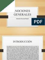 1.- Nociones Generales
