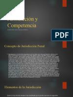 6.- Jurisdicción y Competencia