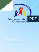Apostila - Matemática Teoria e Questões- Vc