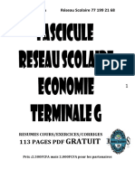 Economie Terminale