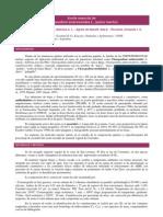 Aceite esencial de  Chenopodium ambrosioides L., (paico macho)
