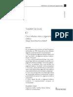ThierryDeDuve-5ReflexoesJulgamentoEstetico