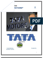 Tata-Motors project