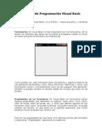 Tutorial de Programación Visual Basic