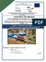 Dossier Plan type marché à bétail Kaï-kaï