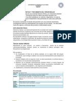 DIAGNÓSTICO Y TRATAMIENTO DEL TERCER MOLA1