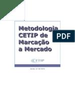 Metodologia Cetip de Marcação a Mercado