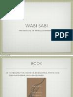 Final Wabi Sabi