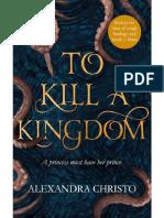 To Kill a Kingdom - Alexandra Christo-2