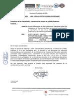 OFICIO MULTIPLE N° 053-2021-DIR-AGP