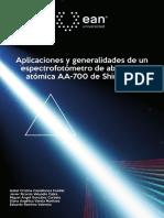 aplicaciones-y-generalidades-de-un-espectrofotometro-aa700-ean