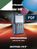 SMART Smartmeter S30 DE