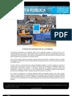 Cuenta Pública Fundación Superación de la Pobreza Región de Valparaíso ciclo 2010-11