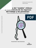 Pobreza Del Modelo (Casen 2020)