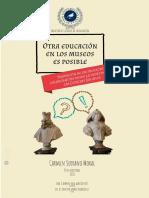 Otra Educación en Los Museos Es Posible. Propuesta de Un Modelo Colaborativo Desde La Didáctica de Las Ciencias Sociales. Carmen Serrano