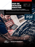 Gates ProductOverview Catalogue ES