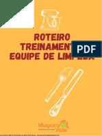 Roteiro+de+Treinamento+Para+a+Equipe+de+Limpeza+ +Consultoradealimentos.com.Br
