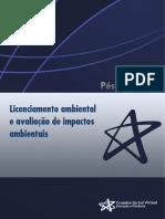 IV_Teorico - Metodologias de Avaliação e Monitoramento de Impactos Ambientais